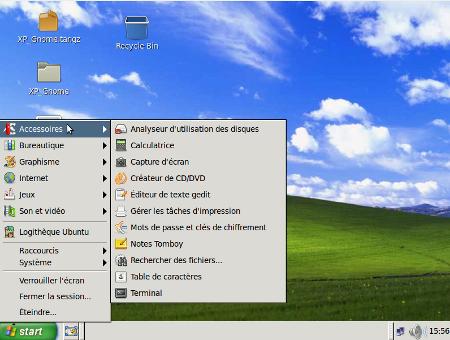 Ubuntu 9.10 Desktop
